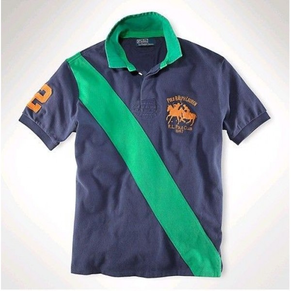 Polo Ralph Lauren Classic-Fit Dual Match Polo Shirts in Navy