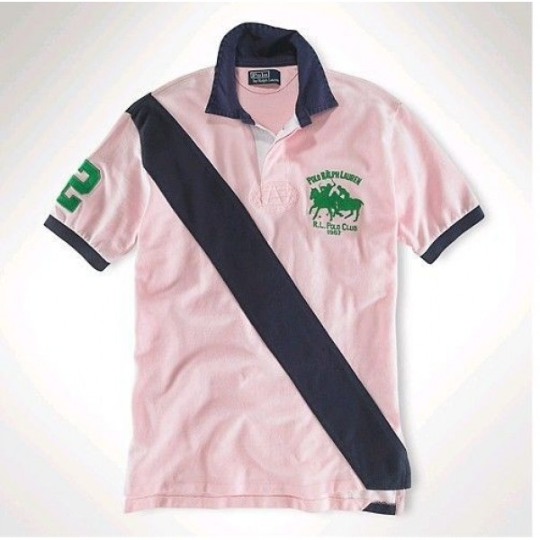 Polo Ralph Lauren Classic-Fit Dual Match Polo Shirts in Pink