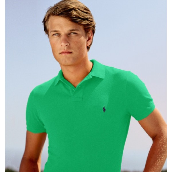 Polo Ralph Lauren Mens Polo Short-Sleeved In Multicolor outlet