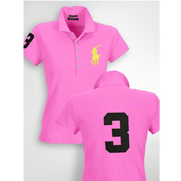Polo Ralph Lauren Big pony polo in Pink for women